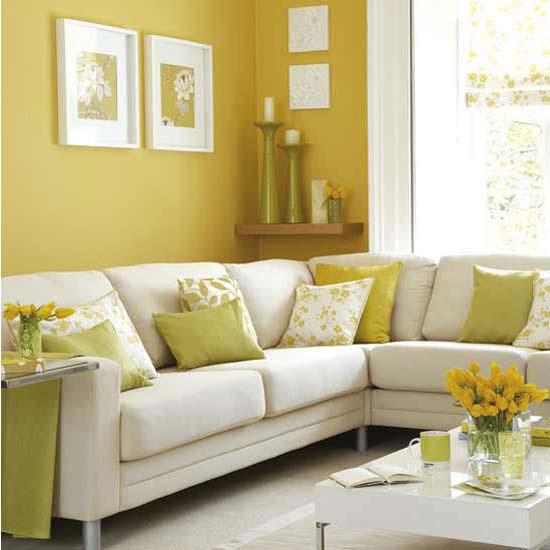 Interior design eiseman color blog - Yellow wall interior design ...