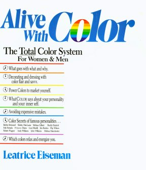 Alive With Color Cover