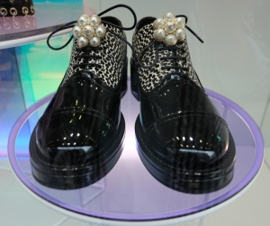 Jewelled oxfords