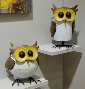 Owls yellow