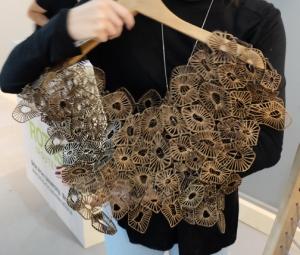 Design student necklace