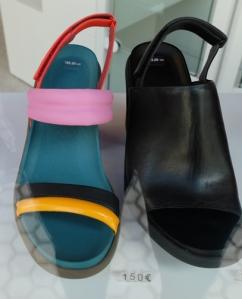 Shoes window San Sebastian