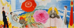 Florine Stettheimer, Family Portrait II, 1933 New York, Museum of Modern Art Gift of Miss Ettie Stettheimer 1956 © 2014, The Museum of Modern Art, SCALA FLorenz © 2014 Estate of Florine Stettheimer FLORINE STETTHEIMER