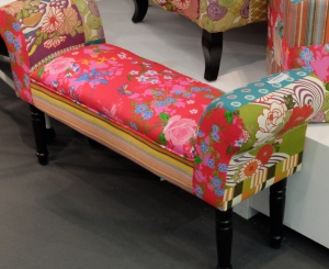 floral-bench