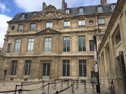 Picasso museum ext bldg